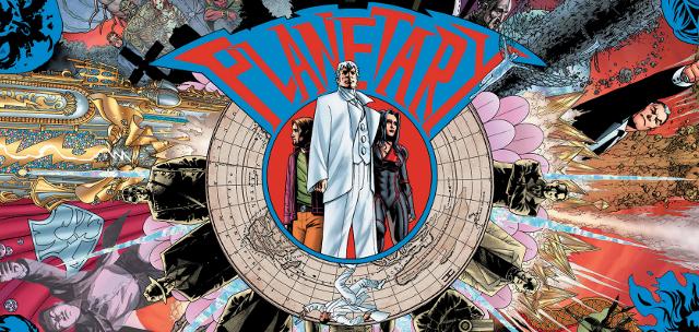 Grandes cómics: <em>Planetary</em>